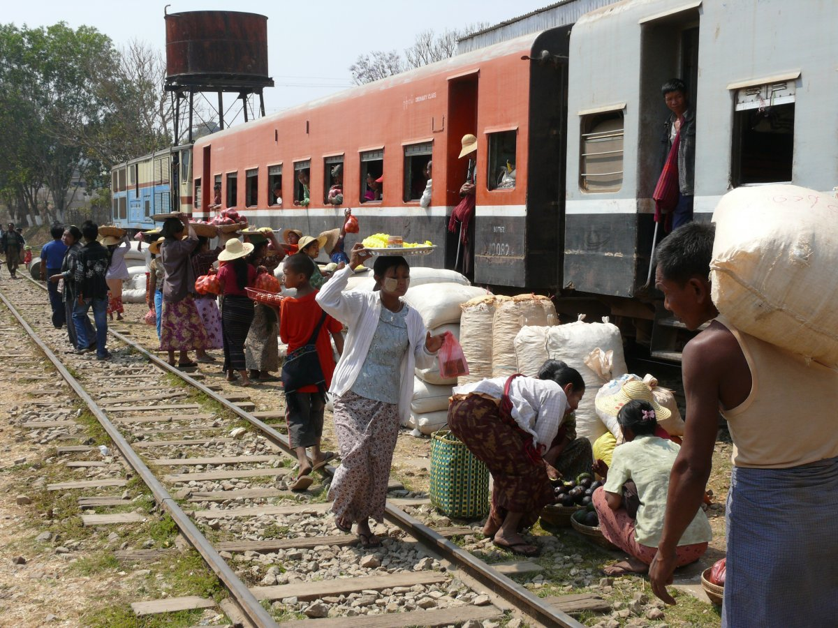 Barma - krása s pachutí bolesti, díl 5. TREK MADE IN MYANMA