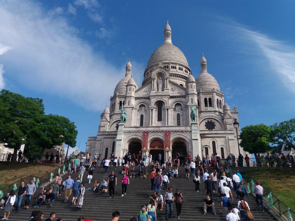 Paříž - Sacré Coeur, Adieu! Sacrebleu, kde to jsem?!