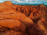 Red Rock Formations of Tatacoa, Kolumbie (Kolumbie, Dreamstime)
