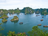 Halong Bay ve Vietnamu (Vietnam, Dreamstime)