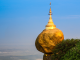 Golden Rock (Barma, Dreamstime)
