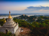 Mandalay Hill (Myanmar, Dreamstime)
