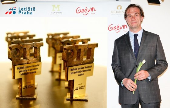 Předávání ceny TTG Travel Awards