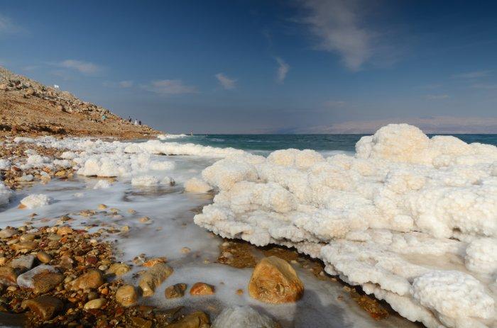 Mrtvé moře (Izrael, Shutterstock)