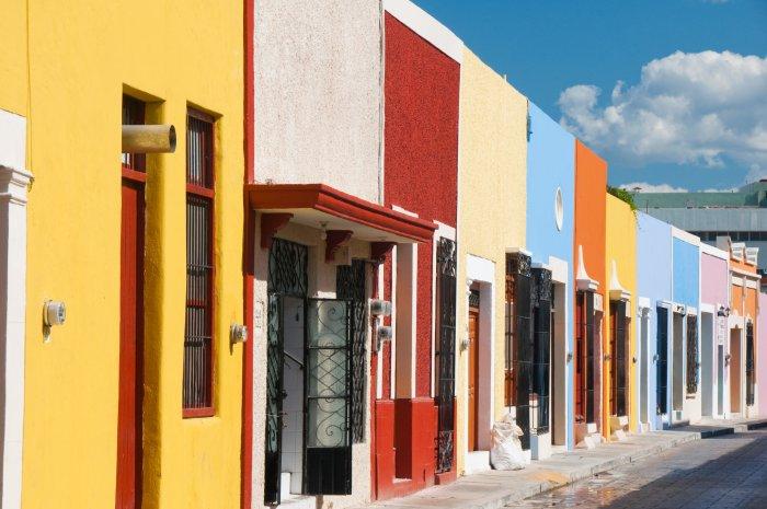 Campeche (Mexiko, Shutterstock)
