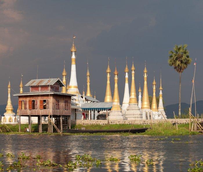 Inle (Barma, Shutterstock)
