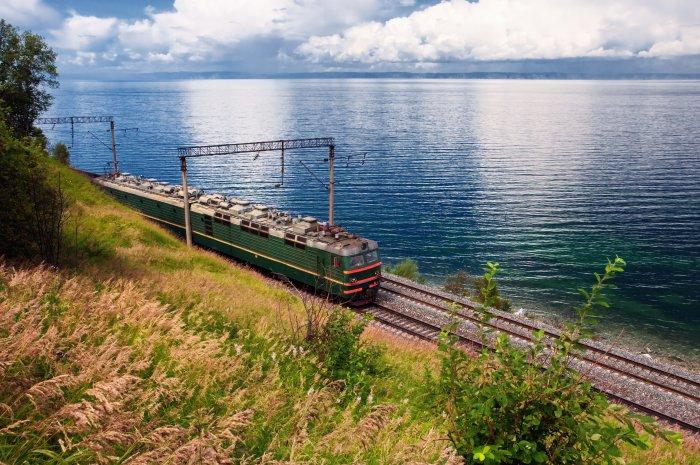 Bajkal (Rusko, Shutterstock)