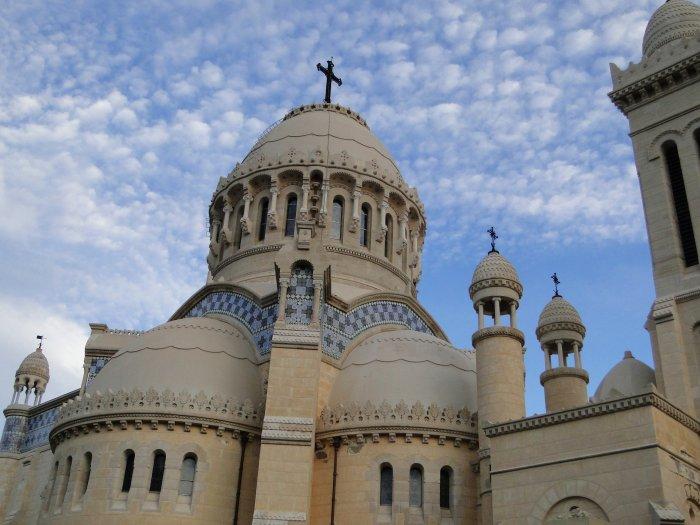 Notre Dame d'Afrique, Alžír (Alžírsko, Katarina Maruškinová)