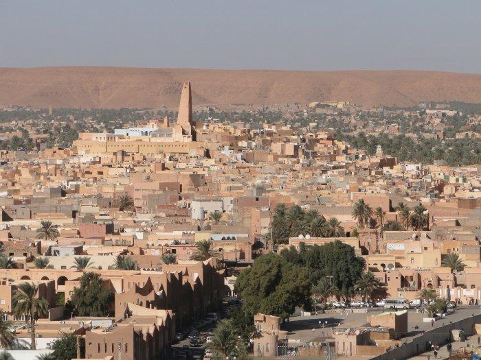 oáza Ghardaia (Alžírsko, Katarina Maruškinová)