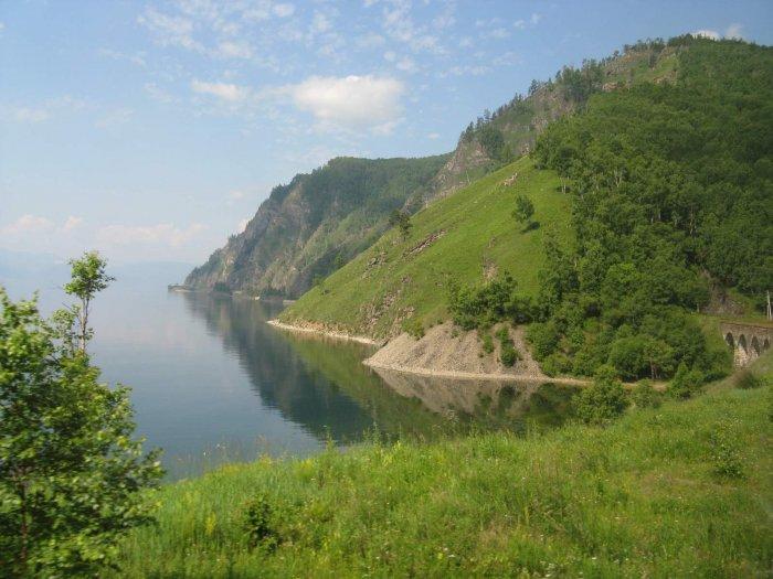 jezero Bajkal (Rusko, Bc. et Bc. Petr Procházka)