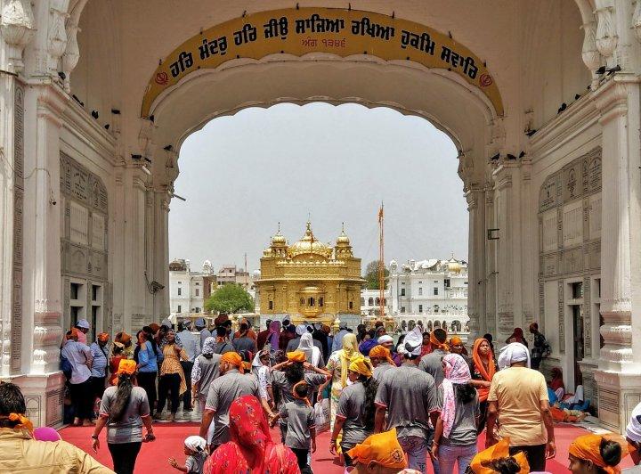 Amritsar - středobod sikhského světa