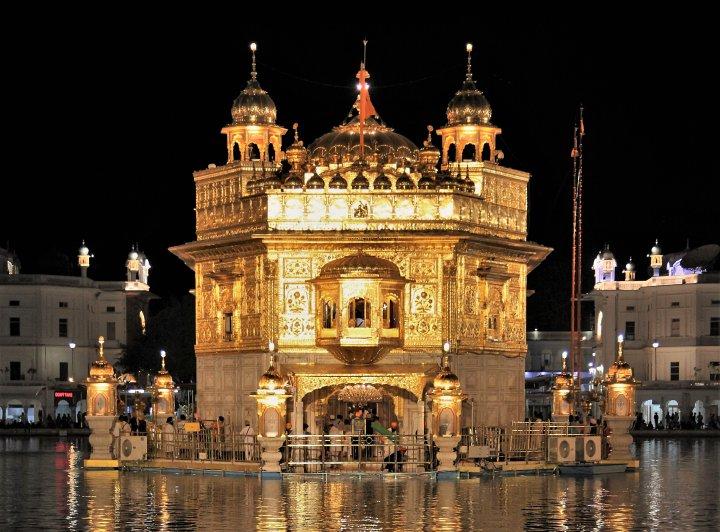 Když se řekne - Amritsar