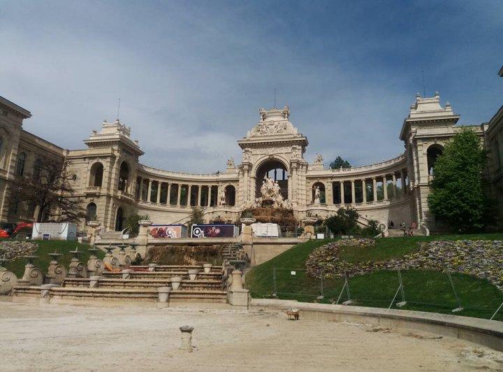 Marseille část třetí - město