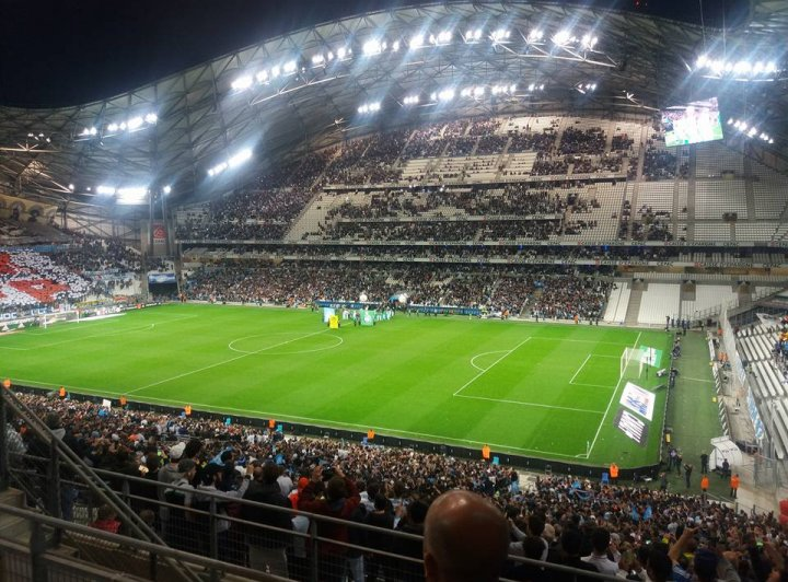 Marseille část čtvrtá - moře, park a fotbal