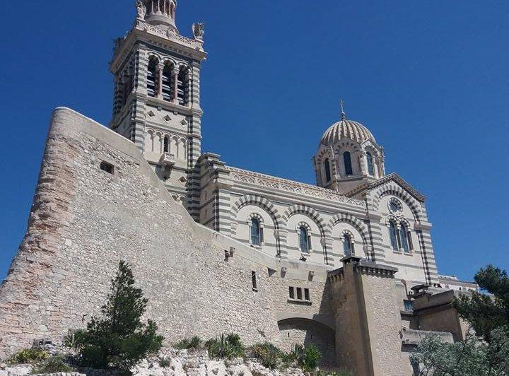 Marseille část pátá - velikonoční pláž a úterní fučák