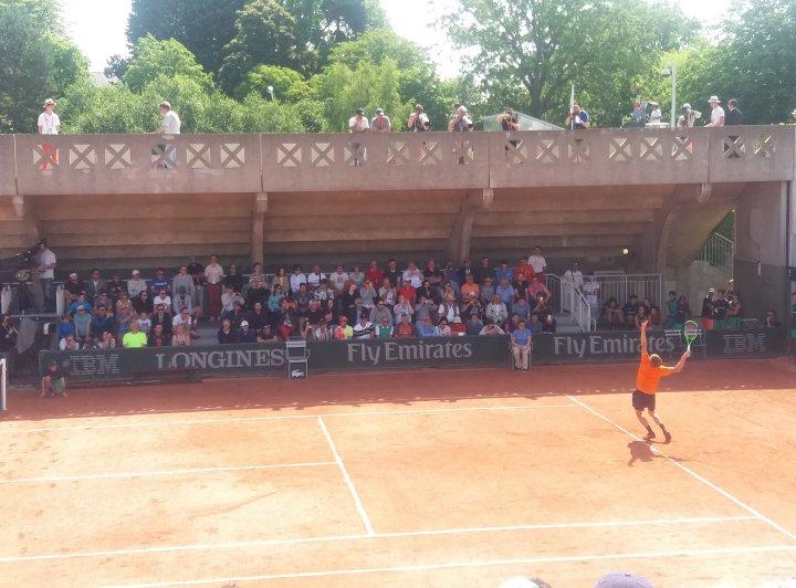 Paříž - první seznámení s Roland Garros