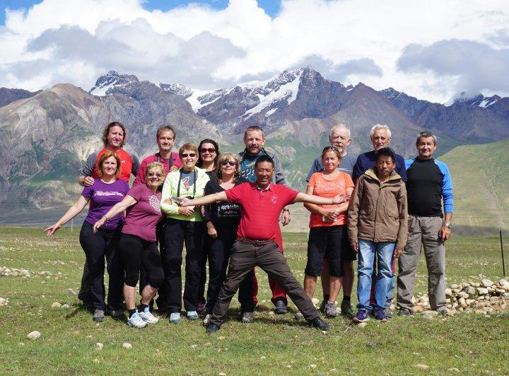 Fotoreportáž z Číny, Nepálu a Indie